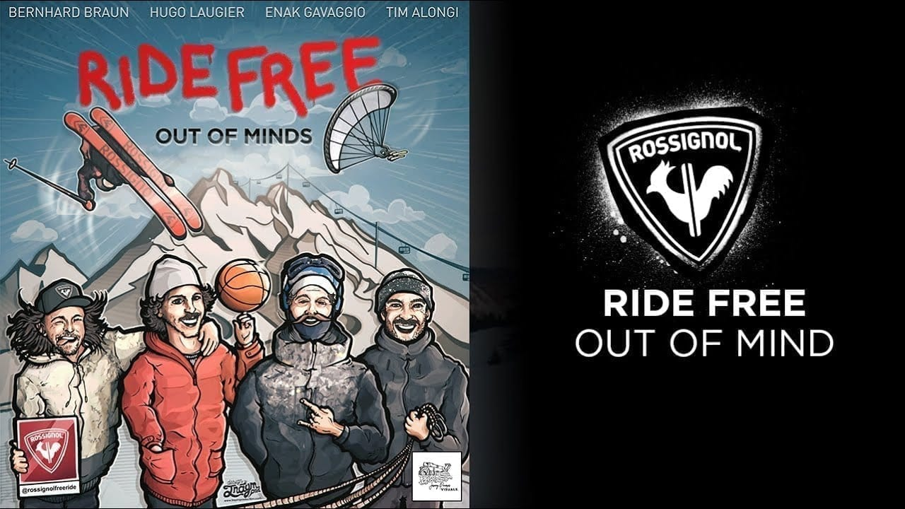 rossignol | ride free: out of minds youtube
