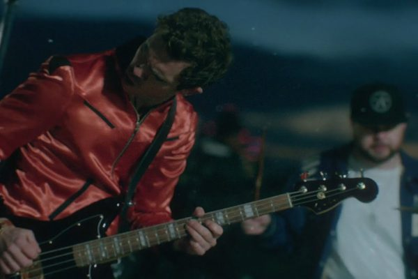 royal blood typhoons (official video) youtube