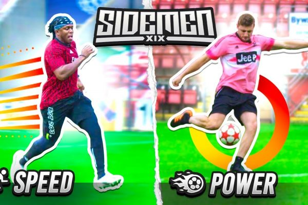 sidemen find out their football stats youtube